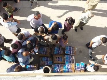 Flüchtlingshilfe Amman, Jordanien
