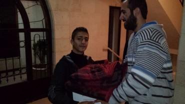 Flüchtlingshilfe Libanon November 2013