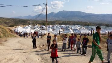 Flüchtlingshilfe Nordirak Okt/Nov 2014
