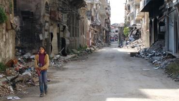 Hilfseinsatz Nordirak, Libanon, Syrien März 2015