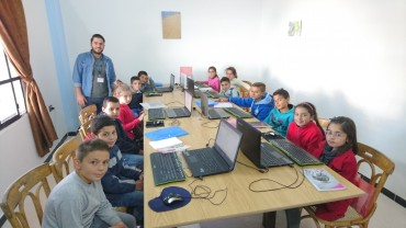 Schulprojekt in Sadad, Syrien – Oktober 2016