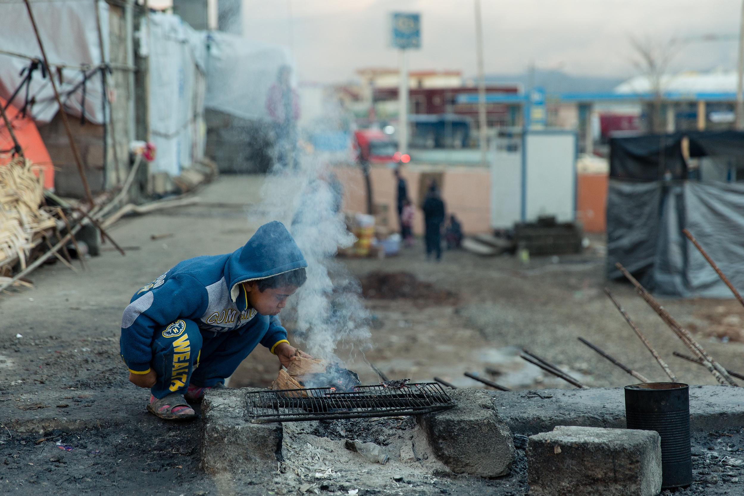 UNSERE WINTERHILFE IN SYRIEN