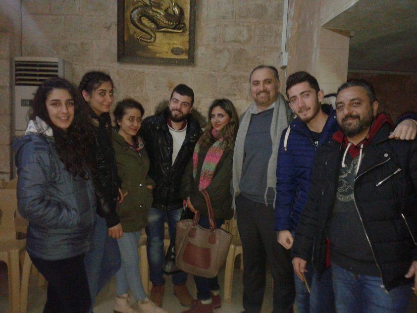 Projekt zur Förderung und Unterstützung von Studenten in Latakia, Syrien