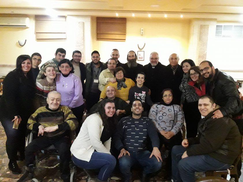 Renovation Betreuungszentrums «House of Love – St. George» in Aleppo, Syrien