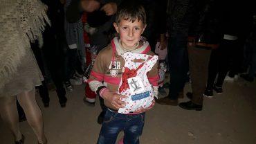 WEIHNACHTSGESCHENKE FÜR KINDER IN SYRIEN, Dez 2017