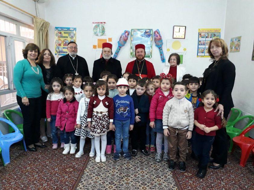 Jährliche Unterstützung unseres Kindergartens in Erbil, KRG Nordirak