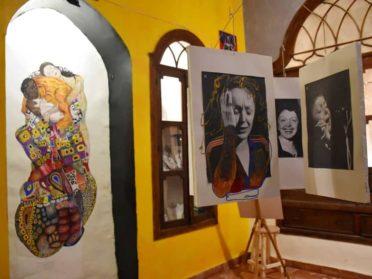 """Eröffnung """"HARMONY"""" Kunstzentrum in Homs, Syrien"""