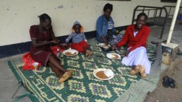 LEBENSMITTEL-SICHERUNG für Bürgerkriegsopfer im Südsudan 2019