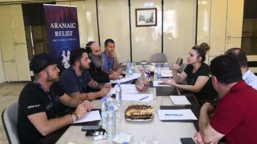 Hilfe zur Selbsthilfe Projekt in Aleppo, Syrien, Aug 2019 – Teil 2