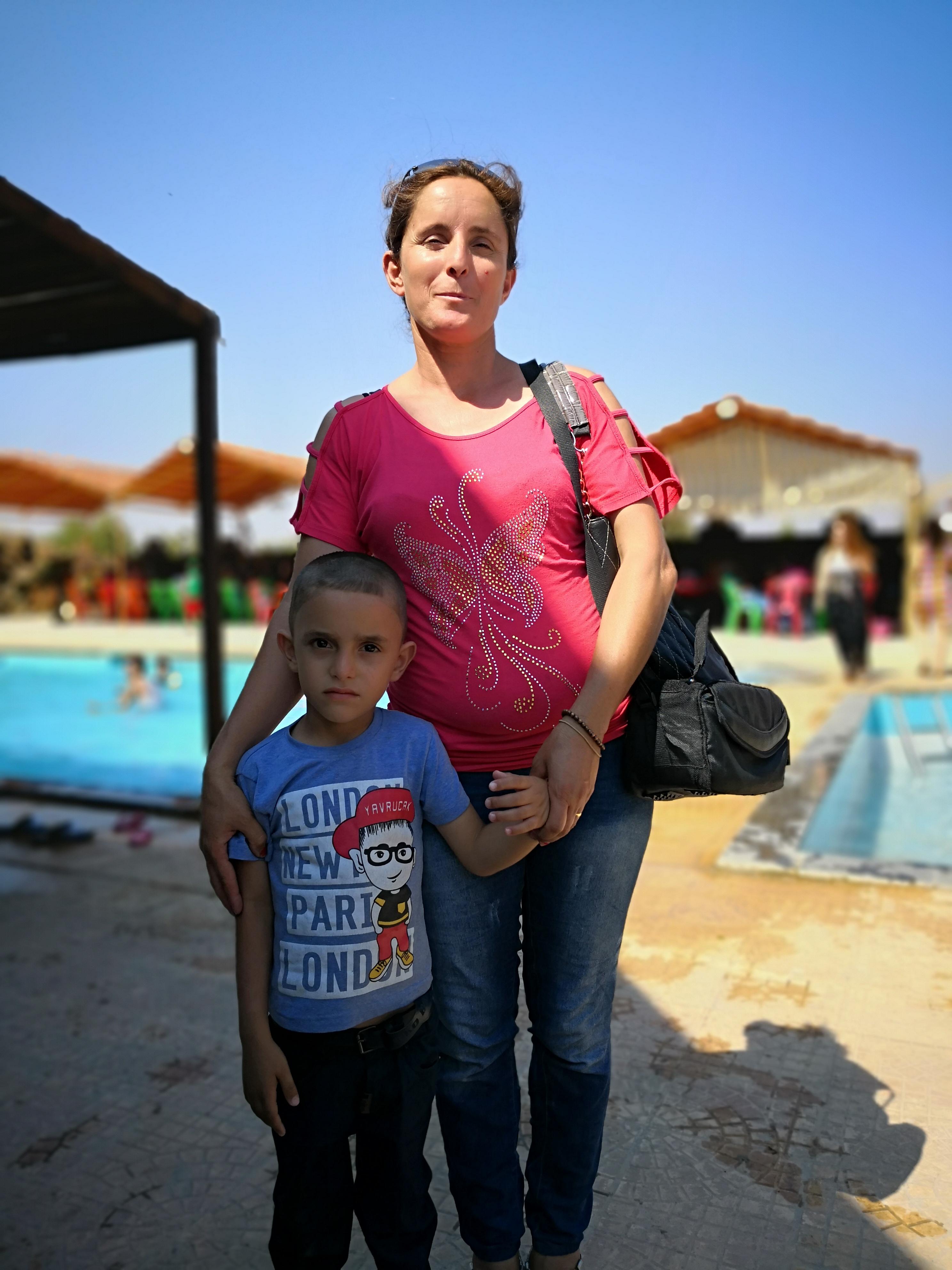 Waisenkinder Syrien