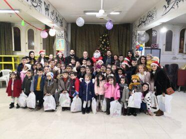 WEIHNACHTSGESCHENKE FÜR KINDER IN SYRIEN, DEZEMBER 2019
