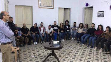 STIPENDIENPROGRAMM 2019 UNTERSTÜTZUNG FÜR STUDENTEN IN SYRIEN