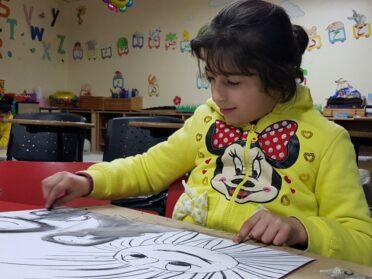 WAISENKINDERPROJEKT IN DAMASKUS, SYRIEN – Jahresprojekt